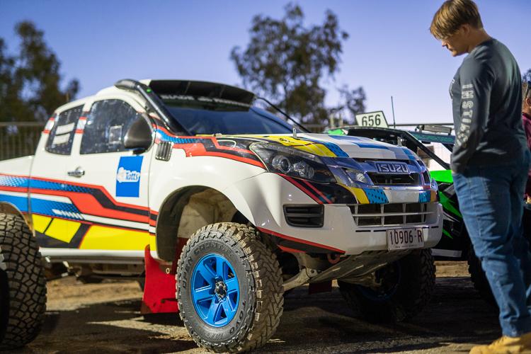 Glenn-Brinkman-D-MAX-Finke-Desert-Race