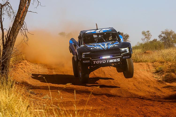 Hayden-Bentley-2021-Finke-Desert-Race-Day-1-Extreme-4WD-Trophy-Truck