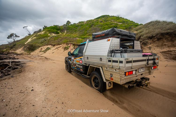ORAS-Jillaroo-Jess-RAM-1500-Sand-Fraser-Island