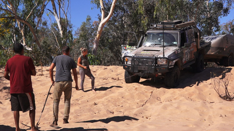 Penny-Wells-TODU-LandCruiser-Soft-Sand-Winch-Recovery