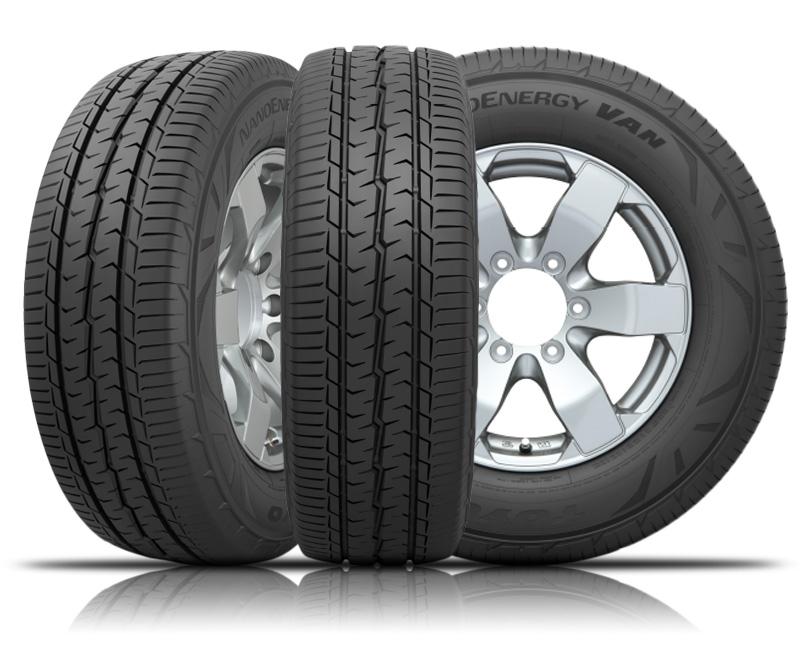 NanoEnergy Van Tyre
