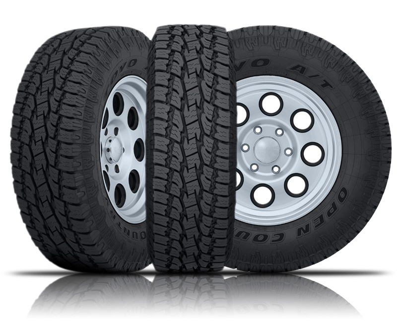Open Country A/T II Tyre