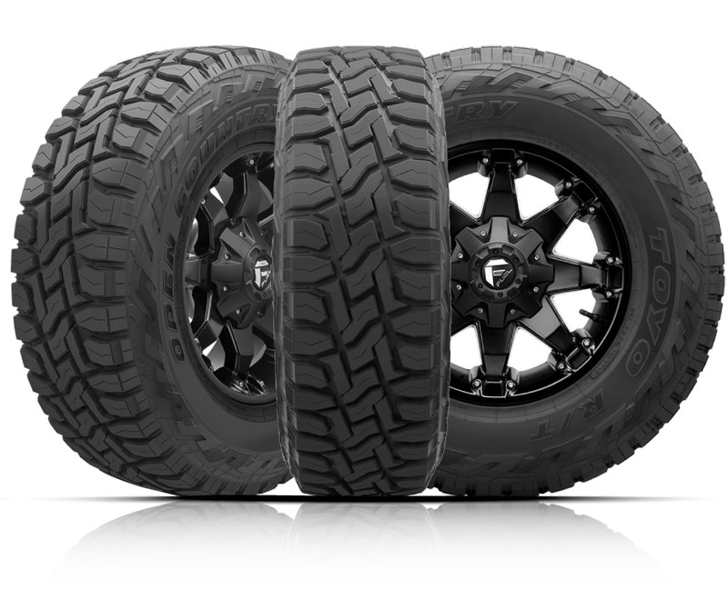 Open Country R/T Tyre