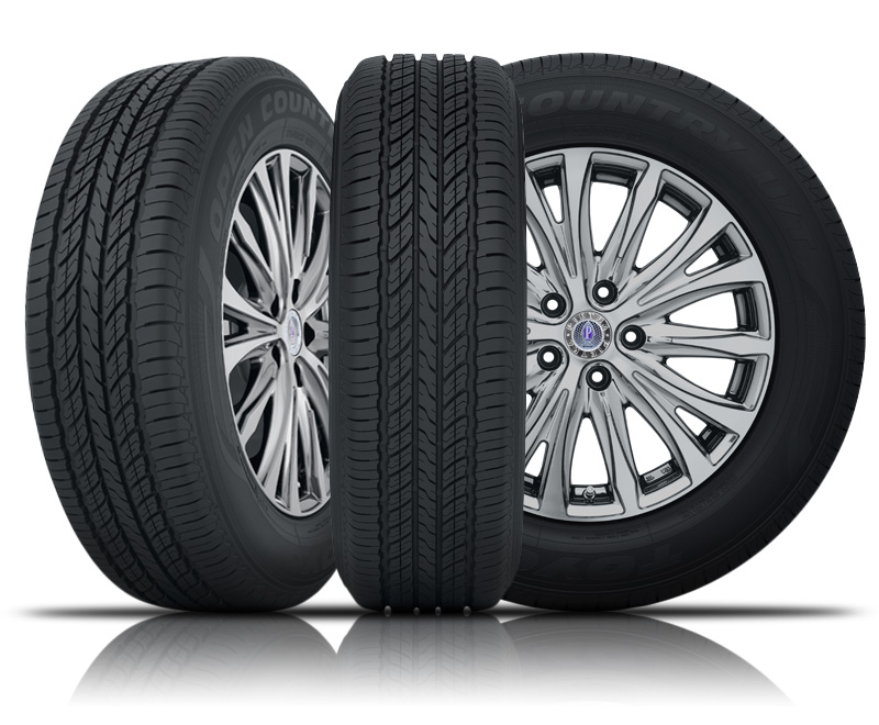 Open Country U/T Tyre