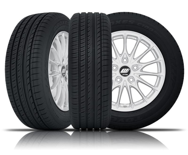 Proxes C100 Plus Tyre